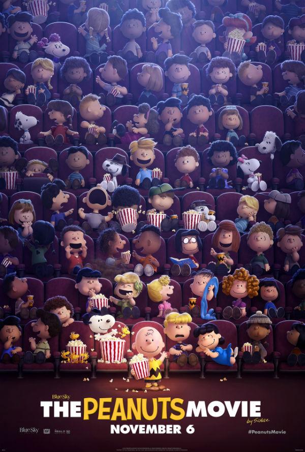 Snoopy & Charlie Brown � Peanuts, o filme