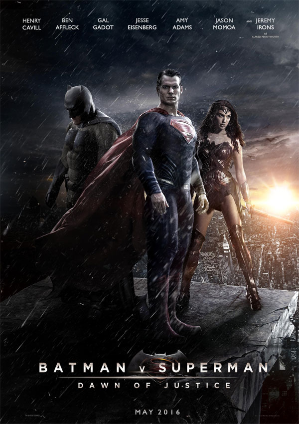 Batman vs Superman: A Origem da Justi�a